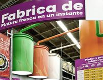 Homecenter Paint Factory