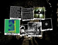 Dirty Beatz Crew website + CMS