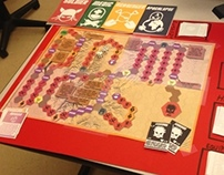 No More Water - Board Game - prototype