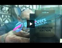 Voice-over bedrijfsfilm Ben Evers Glasindustrie (2008)