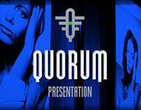 Quorum Presentation