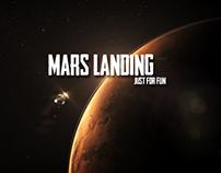 MARS LANDING