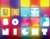 80's Night With DJ Tino