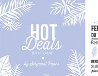 Hot Deals - Sergeant Paper