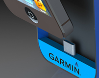 iPhone 5 Bicycle Mount Concept