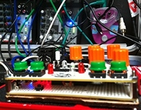 FrauAngelico, Arduino based drum machine