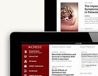 СHEST Magazine App