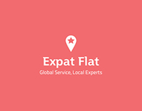 Expat Flat Visual Identity Design