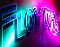 Floydfest 12 Visual Design