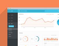 Simplest- A flat web app
