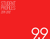 Alum Profile Posters for 9.9 School Of Communication
