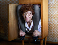 Flexible grandma