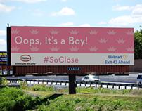 Glidden #SoClose