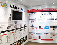 TID IFSEC 2013 Showstand Graphics