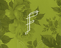 Flos Tea Co. - Branding, Packaging
