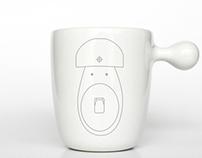 Top Toilet Mug