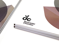 Doncaster Chamber | Digital, Graphic Design & Packaging