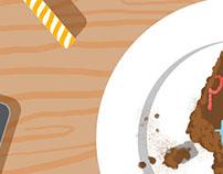 1-Year Blog Anniversary Illustration