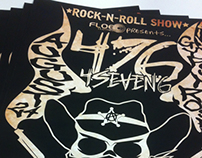 Rock Show Poster