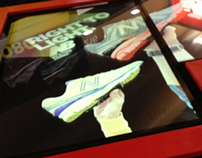 New Balance Touch Table