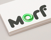 Morf Brand Identity