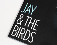 Jay & The Birds Packaging