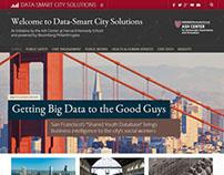 Data-Smart City Solutions