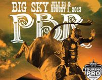2013 Big Sky PBR