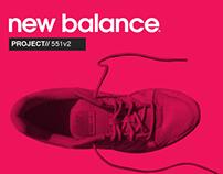New Balance 551v2