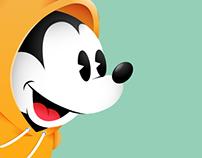Mickey x Skate