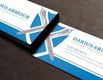 Personal Brand   Darius Armour