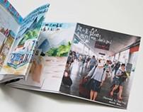 Illustrated books {跟小童去旅行}