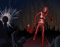 The ZombieRatzzi - Media Gone Mad