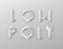 Low Poly Logos
