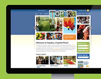 Visit Topeka Website