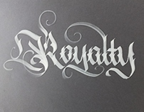 Calligraphy pack 2 /