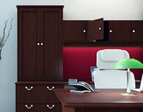 Architecture Interior / Office Furniture