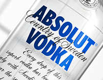 Absolut Vodka /// 3D Creative Visuals and Advertising