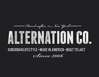 Alternation Clothing