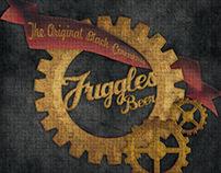 Fuggles Beer identity