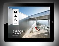 MAS Arquitectura . iPad app