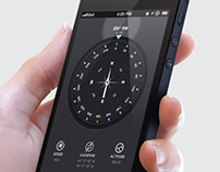 Compass54 - iPhone App Design