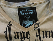 Powers Shoe Company Summer 2013