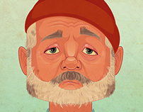The Life Aquatic with Bill Murray