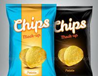 Envato Marketplaces   Food Bag Mock-Ups
