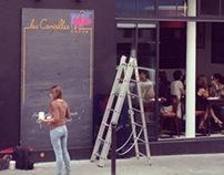 RESTAURATION - Les canailles / Paris IXe