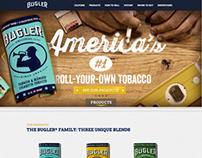 Bugler Website Design - Updated