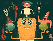 Nautical Nonsense: A Tribute to Spongebob Squarepants