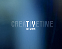 Creative Time TV Identity