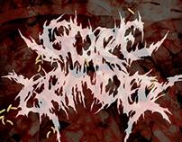 XXII GoreGrinder - Font